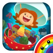 Bamba Surprise - Peekaboo with Words and Letters, Collect Special Toys and Learn English Words by Mezmedia