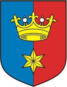 Rakvere, Capital of Lääne-Viru County City Logo, Freemasonry, Crests, Used Books, Coat Of Arms, Banner, Symbols, History, Flags