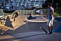 Bondi Skatepark #bondi #ausskateparks