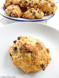Rock Cakes A British Childhood Classic - Bake Then Eat Baking Recipes, Cookie Recipes, Dessert Recipes, Fruit Scones, Biscuits, Rock Cakes, Savoury Cake, Savoury Baking, No Bake Cake