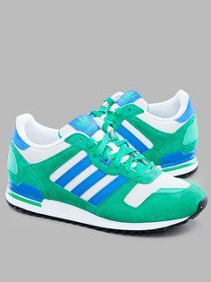 39da8e4c2ec Urban City - sklep streetwear, skateshop. Adidas OriginalsStraatkleding Adidas GymschoenenHiphop. ZX 700 Surf Green Blue Bird Ftw White ...