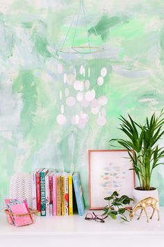 DIY mobile for any room