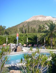 #Vulcano e le #piscine // #Volcano and #swimmingpools