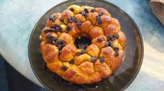 B&H Artisan Bakery - Cinnamon Raisin Monkey Bread