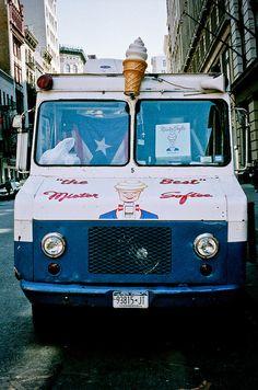 MISTER SOFTEE, soho, new york city.. We had one in my hometown in OHIO!!