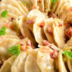 Ukrainian Perogies Recipe from Grandmother's Kitchen