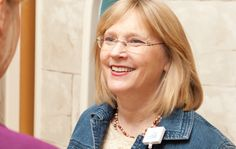 Bette Schumacher makes nurses better. By questioning everything, you can answer anything.