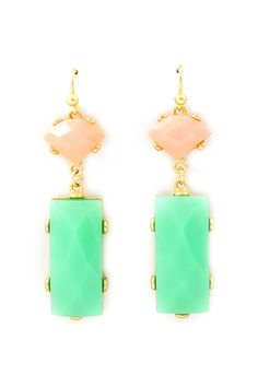 Minty May Earrings | Awesome Selection of Chic Fashion Jewelry | Emma Stine Limited