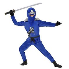 Blue Ninja Avengers Series Ii Toddler/kids Costume -- You can get more details by clicking on the image.