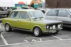128 rally Fiat 128, Small Cars, Mk1, Cars And Motorcycles, Cool Cars, Automobile, Nostalgia, Rally, Vehicles
