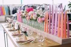 A pretty Galentine's Day party to inspire you to celebrate all the amazing women in your life.