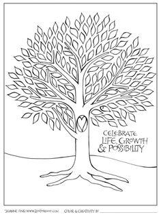 Zenspirations®_by_Joanne_Fink_Tree_of_Life_line_art