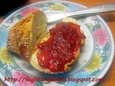 Μαρμελάδα Φράουλα Easy Summer Meals, Summer Recipes, Fruit Jam, Marmalade, Greek Recipes, Preserves, Jelly, Breakfast Recipes, Sweet Tooth