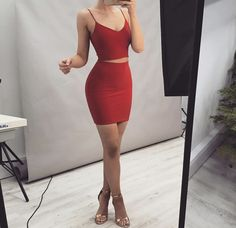 A-Line Short Satin Homecoming Dress, Two Piece Homecoming Dress Homecoming Dresses Tight, Two Piece Homecoming Dress, Hoco Dresses, Tight Dresses, Sexy Dresses, Cute Dresses, Dress Prom, Dress Long, Dress Formal