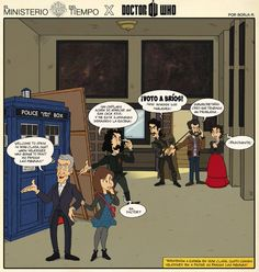 DW+ El Ministerio del Tiempo crossover