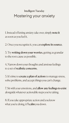 Increased stress and anxiety will often leave you feeling confused and alone with the burdens. If you have anxiety, you don't have to suffer alone. There are plenty of ways anybody can reduce the level of anxiety. Anxiety Coping Skills, Anxiety Tips, Social Anxiety, Stress And Anxiety, Quotes About Anxiety, Health Anxiety, Anxiety Facts, Gratitude, Therapy Worksheets