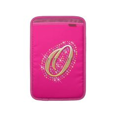 Choose from a variety of iPad sleeves or make your own! iPad sleeves from Zazzle. Shop for new custom iPad 3 & 4 sleeves! Macbook Sleeve, Ipad Sleeve, Macbook Case, Gold Gifts, Pink Gifts, Perfect Pink, Personalized Gifts, Zip Around Wallet, Diamonds