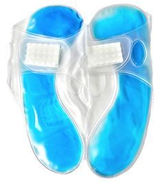 Plantar fasciitis slippers: get Ice Therapy Slippers to wear around the house. Helps heal Plantar Fasciitis and reduce heel pain! Healing Plantar Fasciitis, Plantar Fasciitis Exercises, Plantar Fasciitis Treatment, Plantar Fasciitis Shoes, Foot Remedies, Homeopathic Remedies, Health Remedies, Foot Pain Relief, Sore Feet