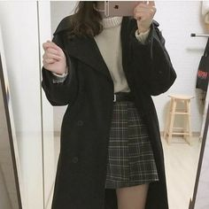 Cute Casual Outfits, Retro Outfits, Vintage Outfits, Vintage Fashion, Stylish Outfits, Mode Outfits, Winter Outfits, Fashion Outfits, Fashion Ideas