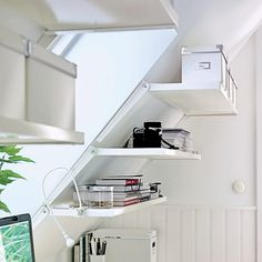 Wohnideen für Dachschrägen2