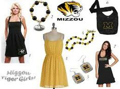 Google Image Result for http://www.gorgeousgameday.com/wp-content/uploads/2012/08/mizzou-game-day-dress-600x450.png -just some inspiration! -Megan