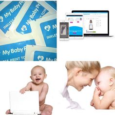 #personalized #babyprints #inkless #wipe #kits #keepsakes #fine #jewelry #app #computer #smartphone #tablet #online #sales #hospitals #gift #shops #babyshower #smile #love #happy #life #memories #forever #mom #dad www.mybabyprints.com