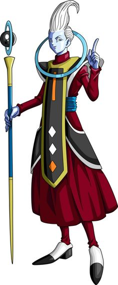 Whis (Ángel Universo 7)