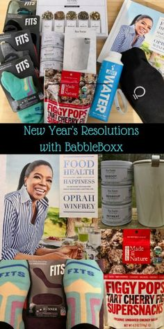 Cookwith5Kids | New Year's Resolutions with Babbleboxx | https://cookwith5kids.com