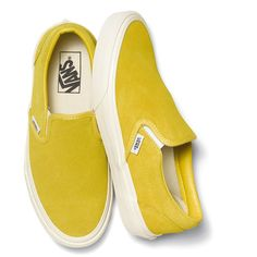 029463dd7733 The Original Slip-On - Sulphur Vintage Suede. Trena Tucker · vans