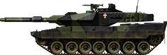 Krauss-Maffei Wegmann Leopard 2 (1978)