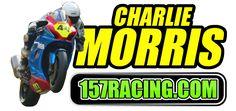 Charlie Morris sticker Sticker, Decal, Stickers