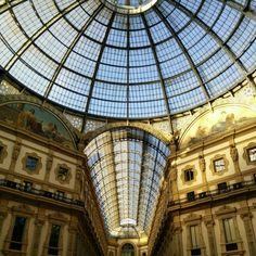 Galleria Vittorio Emanuele II,  Milan my city