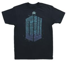 doctor who tees | Home | TV T-Shirts | Doctor Who T-Shirts | Doctor Who Blue Logo T ...