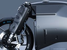 Motorbike from Great Japan on Behance