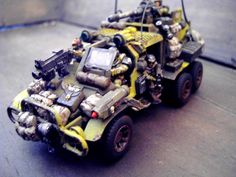 Buggy, Hummer, Imperial Guard, Jeep, Land Speeder Storm - land speeder buggy - Gallery - DakkaDakka | You better boost before you post.