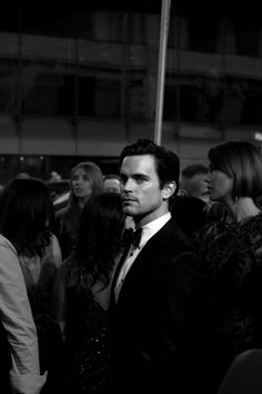 sirfenimore: Matt Bomer at the CFDA Awards by Noah Emrich.