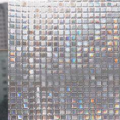Decorative Mosaic Glass Window Film Mosaic glass Window film