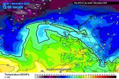 Tendenza Dicembre Anticiclone ma non per Tutti Ciao a tutti! Amici di Rete Meteo Amatori dopo un fine Novembre chiuso con una veloce seppur intensa incursione fredda dall'Europa orientale, nei prossimi giorni a partire proprio da questo weekend a #meteo #weekend #italia #freddo #neve