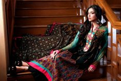 Anum Classic Lawn Volume-2 Summer Dresses Collection 2015