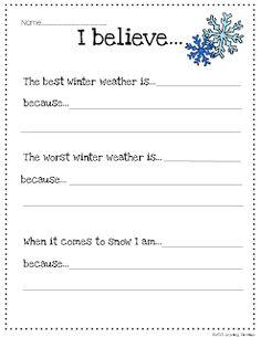 Common Core Crunch - December Third Grade Writing, First Grade Reading, First Grade Classroom, Teaching Aids, Teaching Writing, Creative Writing Prompts, Writing Ideas, Persuasive Text, Aubrey Rose