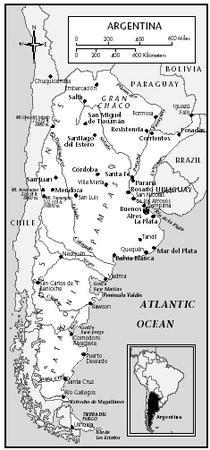 """It is generally claimed that by the end of the sixteenth century, Martín del Barco Centenera first used the current name of the country in the poem ""Argentina y Conquista del Desierto."" The name derives from the Latin word for silver, the metal the Spanish thought they would find in this land."""