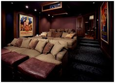 Home Theater. Yes Please!