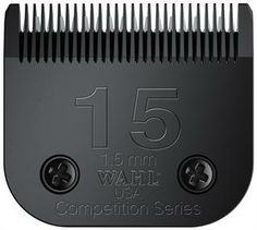 #50-2357 Wahl Detachable Replacement Blade Size 15