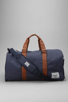 Herschel Supply Co. Novel Weekender Bag These are the best bags out there that don't cost an arm and a leg.