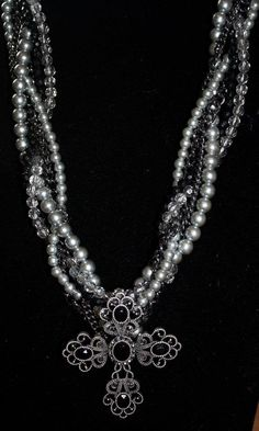 Main Event necklace and Triumph enhancer/pin.#Repin By:Pinterest++ for iPad#