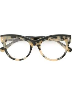 b1b3d1264a9 Stella Mccartney Eyewear Havana Glasses - Farfetch