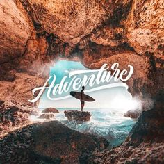 "1,215 Likes, 10 Comments - Chris (@typebychris) on Instagram: ""Adventure """