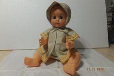 Retro panenka v původním oblečku, Gumotex výš. Jena, 50th, Retro, Retro Illustration