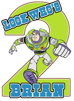 AIDEN NEEDS THIS!--Toy Story Woody Buzz Lightyear Birthday Party t Shirt Iron On Transfer (OR DIY FILE) Personalized Toy Story Custom T Shirt Decal
