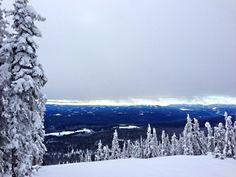 Big Family Fun at Big White Ski Resort - Champagne Powder Snow in British Columbia, Canada.